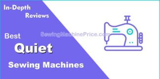 Best Quiet Sewing Machines Less Noise Sewing Machines