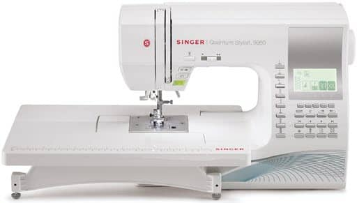 Singer Quantum Stylist 9960 Sewing and Embroidery Machine