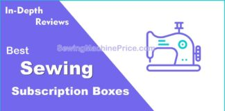 Best sewing subscription boxes