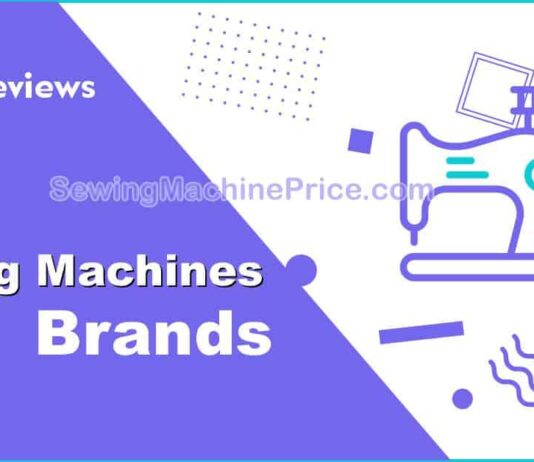 Best Sewing Machines Brands to consider (complete list and reviews)